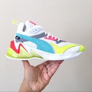 Puma LQDCELL Origin Neon